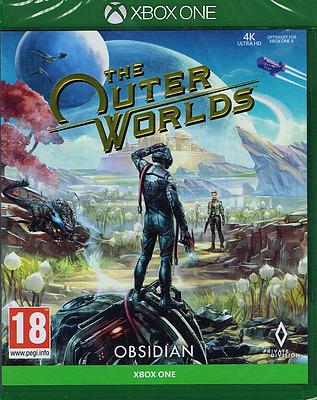 Einfach und sicher online bestellen: The Outer Worlds (AT-PEGI) in Österreich kaufen.