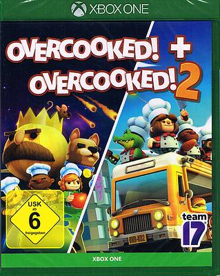 Einfach und sicher online bestellen: Overcooked + Overcooked 2 Double Pack in Österreich kaufen.