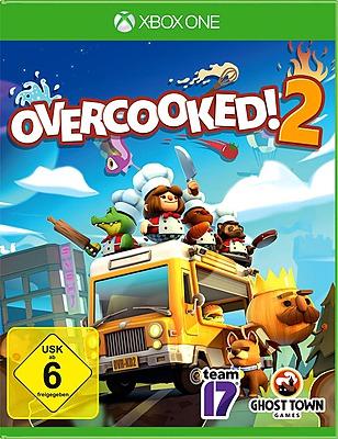Einfach und sicher online bestellen: Overcooked 2 in Österreich kaufen.