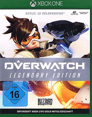 Einfach und sicher online bestellen: Overwatch Legendary Edition in Österreich kaufen.