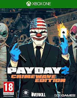 Einfach und sicher online bestellen: Payday 2 Crimewave Edition (EU-Import) in Österreich kaufen.