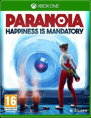 Einfach und sicher online bestellen: Paranoia: Happiness is Mandatory (PEGI) in Österreich kaufen.