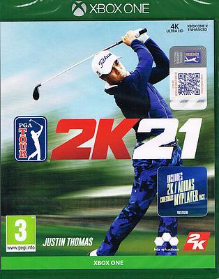 Einfach und sicher online bestellen: PGA Tour 2K21 Justin Thomas (PEGI) in Österreich kaufen.