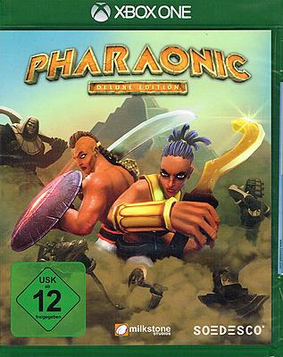 Einfach und sicher online bestellen: Pharaonic Deluxe Edition (AT-PEGI) in Österreich kaufen.