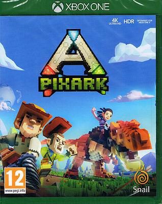 Einfach und sicher online bestellen: PixARK (AT-PEGI) in Österreich kaufen.
