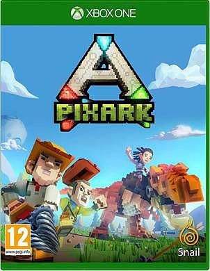 Einfach und sicher online bestellen: PixARK (EU-Import) in Österreich kaufen.