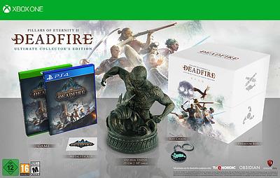 Einfach und sicher online bestellen: Pillars of Eternity 2: Deadfire Ultimate Col. in Österreich kaufen.