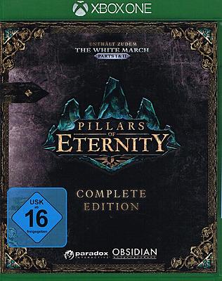 Einfach und sicher online bestellen: Pillars of Eternity - The Complete Edition in Österreich kaufen.