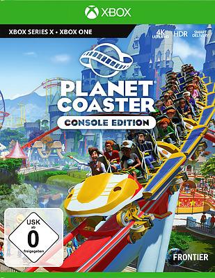 Einfach und sicher online bestellen: Planet Coaster: Console Edition in Österreich kaufen.