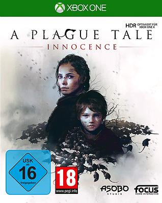 Einfach und sicher online bestellen: A Plague Tale: Innocence (PEGI) in Österreich kaufen.