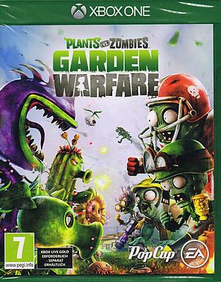 Einfach und sicher online bestellen: Plants vs. Zombies: Garden Warfare (AT-PEGI) in Österreich kaufen.