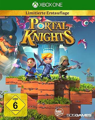 Einfach und sicher online bestellen: Portal Knights Limitierte Erstauflage in Österreich kaufen.