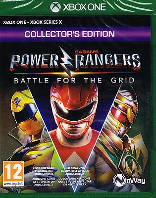 Einfach und sicher online bestellen: Power Rangers Battle for the Grid Collectors in Österreich kaufen.
