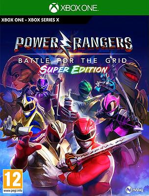 Einfach und sicher online bestellen: Power Rangers Battle for the Grid Super Edition in Österreich kaufen.