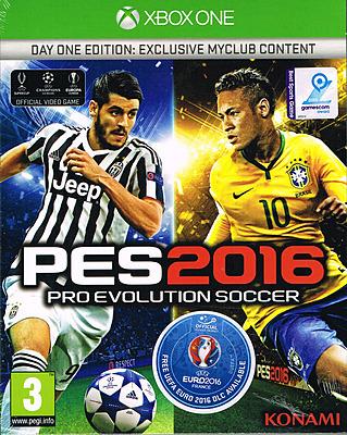 Einfach und sicher online bestellen: Pro Evolution Soccer 2016 + Euro 2016 (AT-PEGI) in Österreich kaufen.