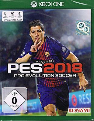 Einfach und sicher online bestellen: Pro Evolution Soccer 2018 in Österreich kaufen.