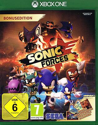 Einfach und sicher online bestellen: Sonic Forces Bonus Edition in Österreich kaufen.