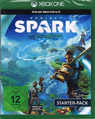 Einfach und sicher online bestellen: Project Spark Starter Pack in Österreich kaufen.