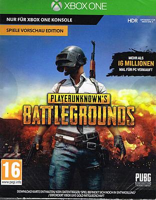 Einfach und sicher online bestellen: PlayerUnknown's Battleground Game Preview Edition in Österreich kaufen.