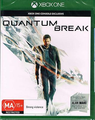 Einfach und sicher online bestellen: Quantum Break (EU-Import) in Österreich kaufen.