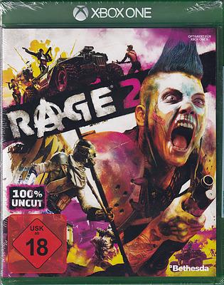 Einfach und sicher online bestellen: Rage 2 + 2 Boni (AT-PEGI) in Österreich kaufen.