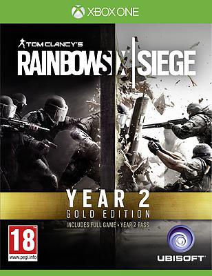 Einfach und sicher online bestellen: Tom Clancys Rainbow Six: Siege Gold Year 2 (AT) in Österreich kaufen.