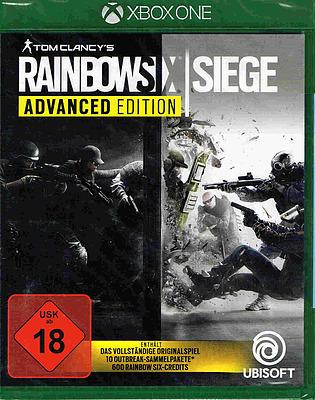Einfach und sicher online bestellen: Tom Clancys Rainbow Six Advanced Edition in Österreich kaufen.