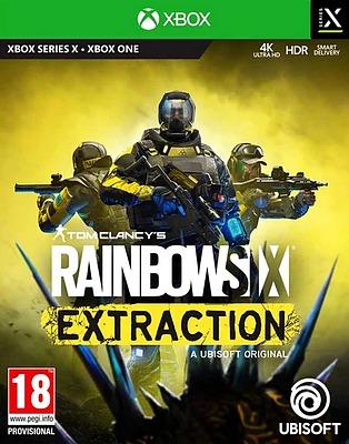 Einfach und sicher online bestellen: Rainbow Six Extraction (PEGI) in Österreich kaufen.