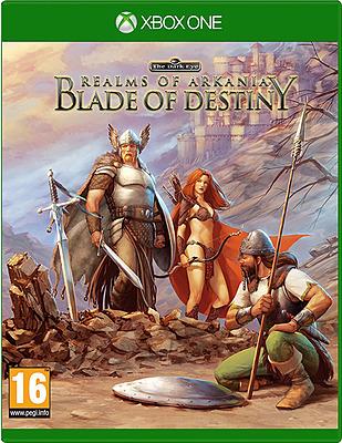 Einfach und sicher online bestellen: Realms of Arkania: Blade of Destiny (EU-Import) in Österreich kaufen.