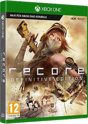 Einfach und sicher online bestellen: ReCore Definitive Edition (AT-PEGI) in Österreich kaufen.