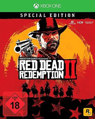Einfach und sicher online bestellen: Red Dead Redemption 2 Special Ed. mit 19 DLCs in Österreich kaufen.