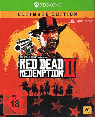 Einfach und sicher online bestellen: Red Dead Redemption 2 Ultimate Ed. mit 28 DLCs in Österreich kaufen.