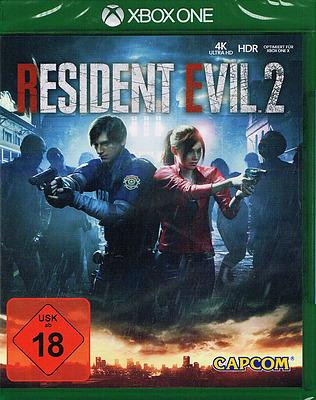 Einfach und sicher online bestellen: Resident Evil 2 Remake + 2 DLCs (AT-PEGI) in Österreich kaufen.
