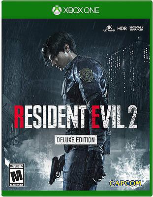 Einfach und sicher online bestellen: Resident Evil 2 Remake Deluxe Edition (US-Import) in Österreich kaufen.
