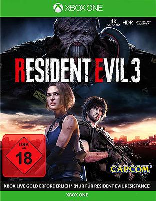 Einfach und sicher online bestellen: Resident Evil 3 Remake in Österreich kaufen.
