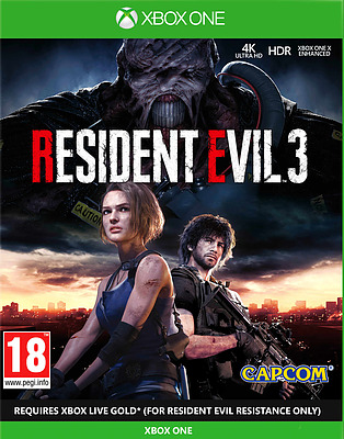 Einfach und sicher online bestellen: Resident Evil 3 Remake (PEGI) in Österreich kaufen.
