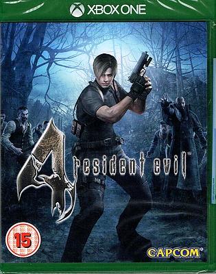 Einfach und sicher online bestellen: Resident Evil 4 HD (PEGI) in Österreich kaufen.