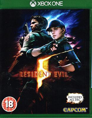 Einfach und sicher online bestellen: Resident Evil 5 HD (PEGI) in Österreich kaufen.