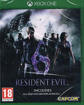 Einfach und sicher online bestellen: Resident Evil 6 HD (EU-Import) in Österreich kaufen.