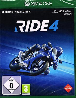 Einfach und sicher online bestellen: RIDE 4 + 8 Boni in Österreich kaufen.