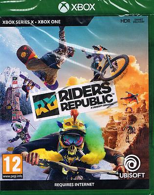 Einfach und sicher online bestellen: Riders Republic (PEGI) in Österreich kaufen.