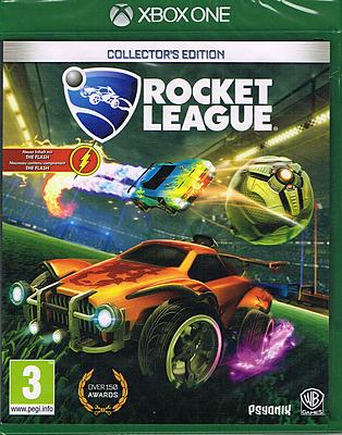 Einfach und sicher online bestellen: Rocket League Collectors Edition (AT-PEGI) in Österreich kaufen.