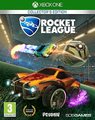 Einfach und sicher online bestellen: Rocket League Collectors Edition (EU-Import) in Österreich kaufen.