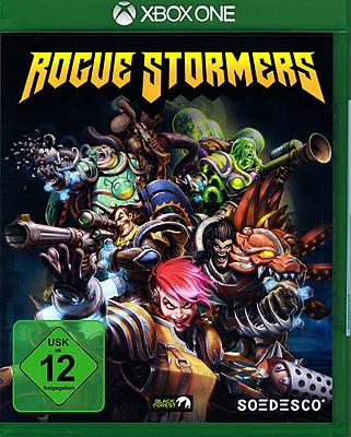 Einfach und sicher online bestellen: Rogue Stormers in Österreich kaufen.