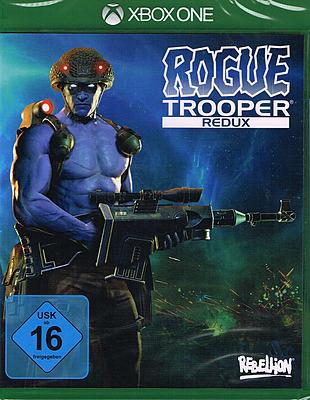 Einfach und sicher online bestellen: Rogue Trooper Redux in Österreich kaufen.