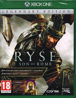 Einfach und sicher online bestellen: Ryse Legendary Edition (EU-Import) in Österreich kaufen.