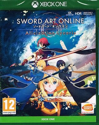 Einfach und sicher online bestellen: Sword Art Online: Alicization Lycoris (PEGI) in Österreich kaufen.