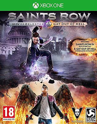 Einfach und sicher online bestellen: Saints Row 4 Re-Elected + Gat out of Hell (PEGI) in Österreich kaufen.
