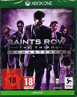Einfach und sicher online bestellen: Saints Row The Third Remastered in Österreich kaufen.