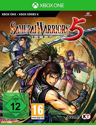 Einfach und sicher online bestellen: Samurai Warriors 5 in Österreich kaufen.